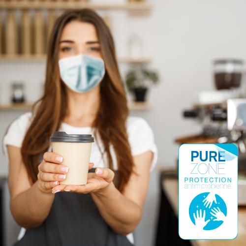 PureZone folie fra billigEmballage