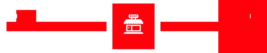dao forsendelse med DaoShop