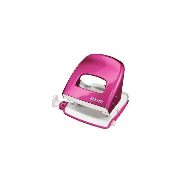 Hulapparat - Leitz 5008 2h/30 sheets Pink