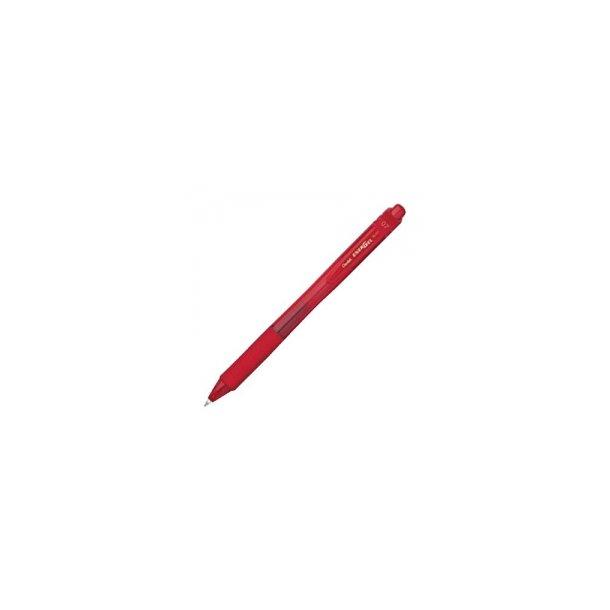 Gelpen Pentel BL 107 rød - 12 stk