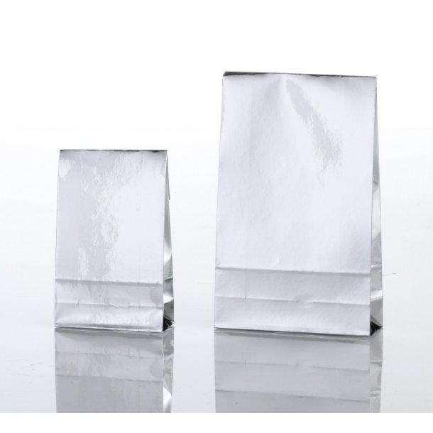 Gaveposer - 200 x 330 x 65 Shiny Silver 100 stk.