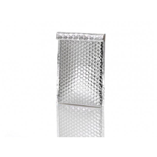 Boblekuverter Silver - 175x165mm 100stk