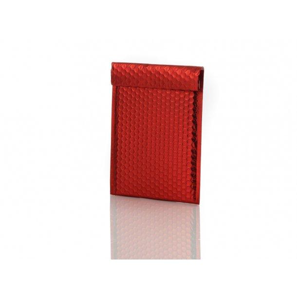 Boblekuverter - Røde 250x330mm 100stk