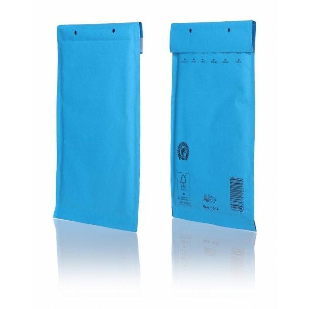 Boblekuverter - Blå 200 x 275 100 stk