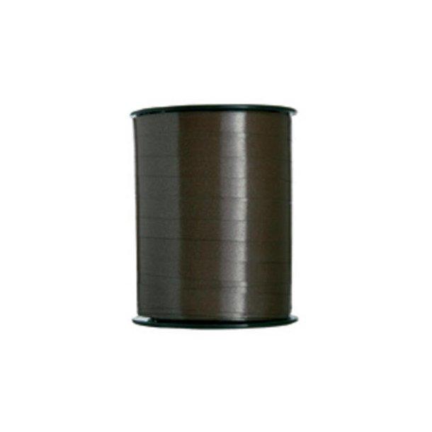Polybånd 10mm brun - 1 rulle