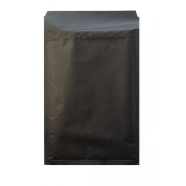 Sorte boblekuverter 250 x 350 - 100 stk