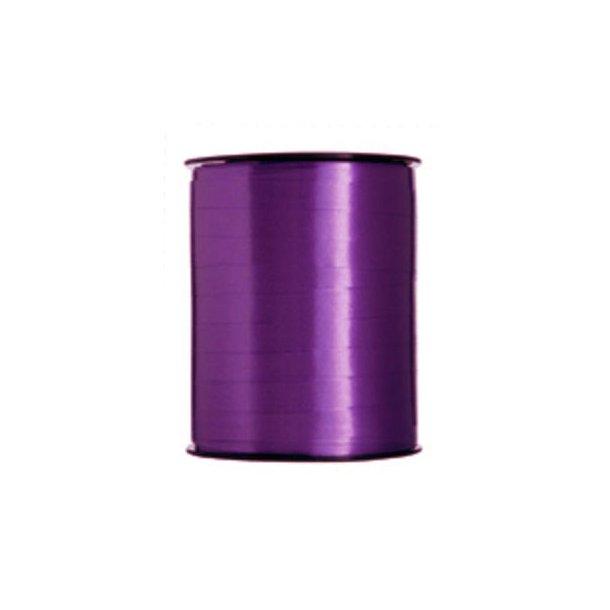 Polybånd 10mm mørkelilla - 1 rulle