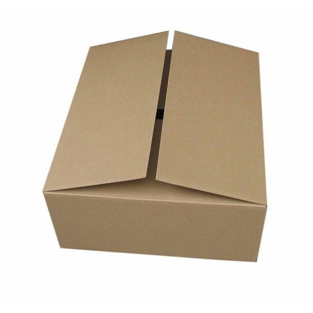 Papkasser - 375 x 280 x 310 mm. 25 stk