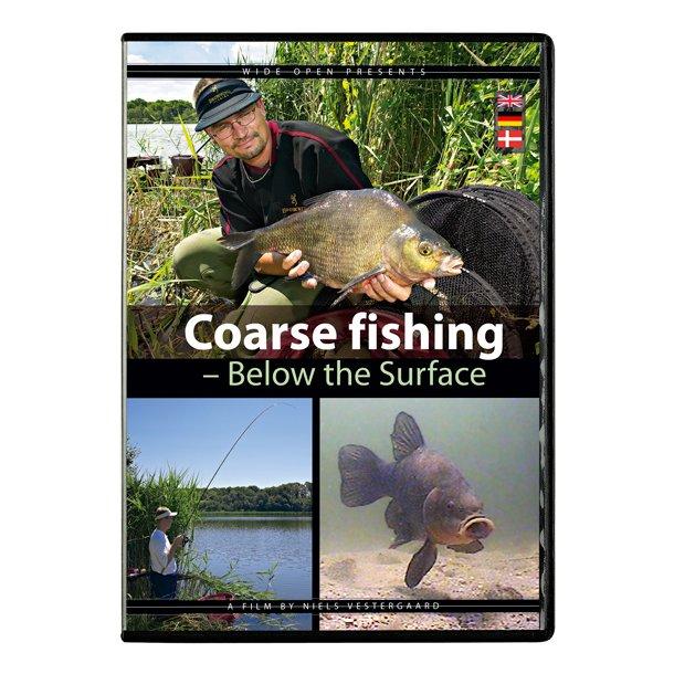 DVD film - Coarse fishing - Below the Surface