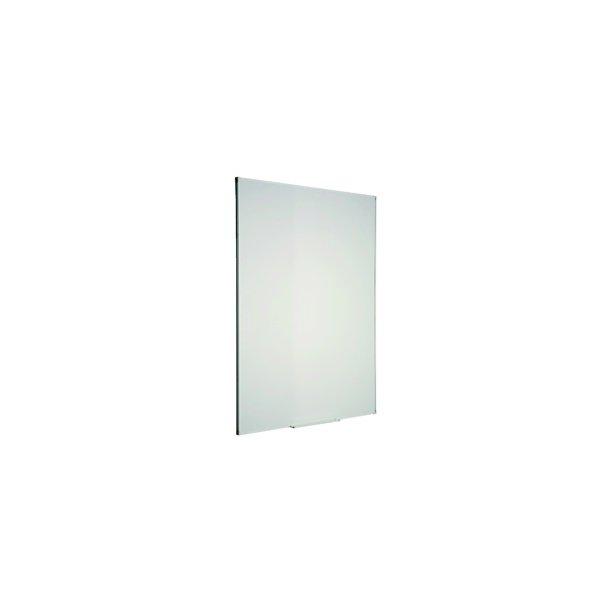 Whiteboard - Enamel 120x200cm White Alumin. frame