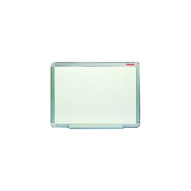 Whiteboard - Enamel 90x120cm Aluminiums ramme