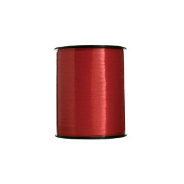 Polybånd 10mm rød - 1 rulle