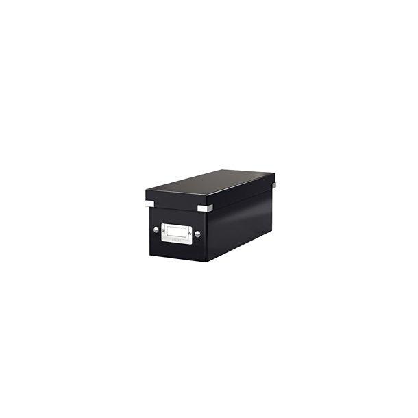Leitz Click & Store storage box CD Black