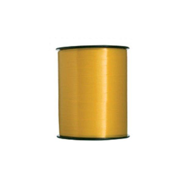 Polybånd 10mm gul - 1 rulle