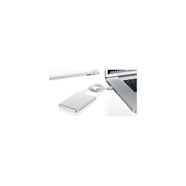 Eksterne harddisk - Freecom slim 500 GB USB 3.0