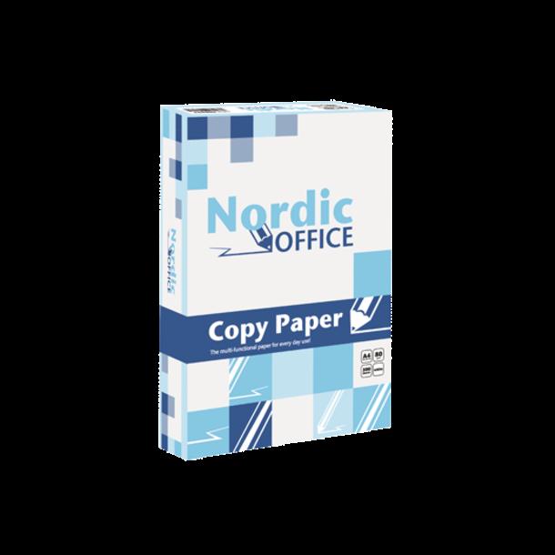 Kopipapir - 10 pakker - 5000 stk.