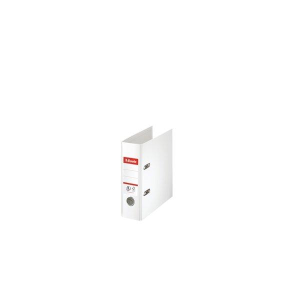 Brevordner - Esselte A5/75mm Hvid 20 stk