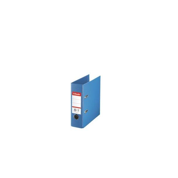 Brevordner - Esselte A5/75mm Blue - FSC 20 stk
