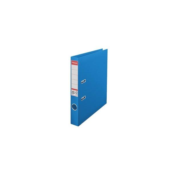 Brevordner - Esselte Vivida A4/50 Blue - 10 stk