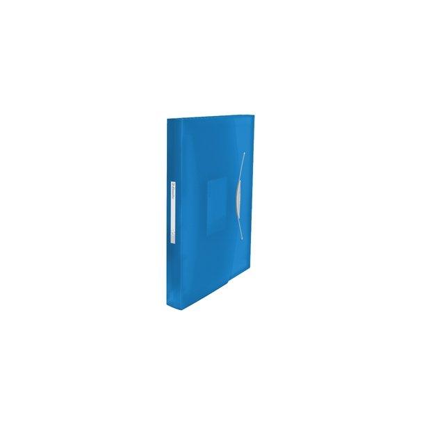 Projektmappe - Esselte Vivida PP Blue 5 stk