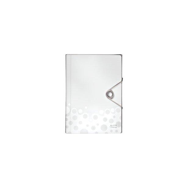 Projektmapper - Leitz Bebop hvid 5 stk