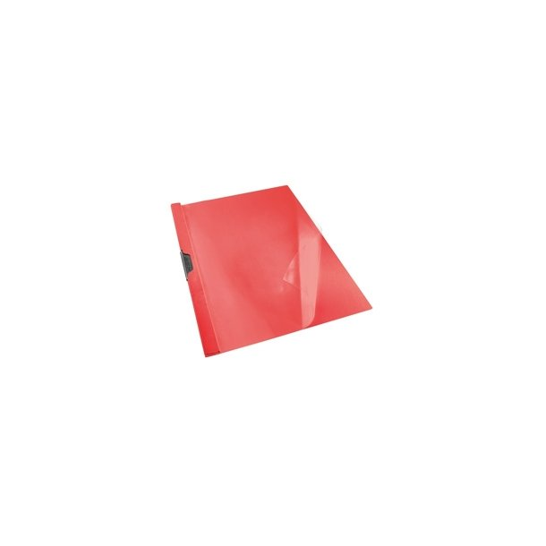 Esselte clip file A4 red