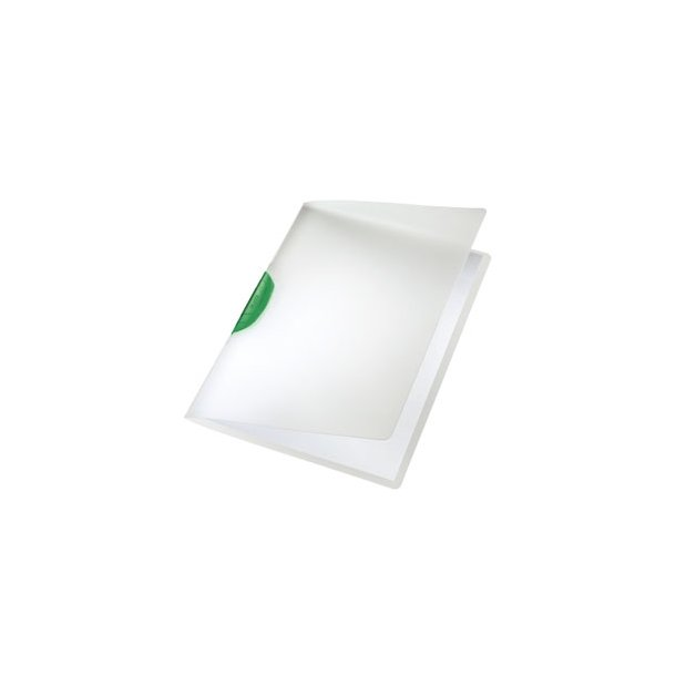 Leitz ColorClip clip file A4 Green 25 stk