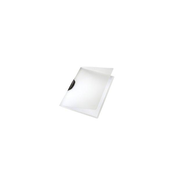 Leitz ColorClip clip file A4 Black 25 stk