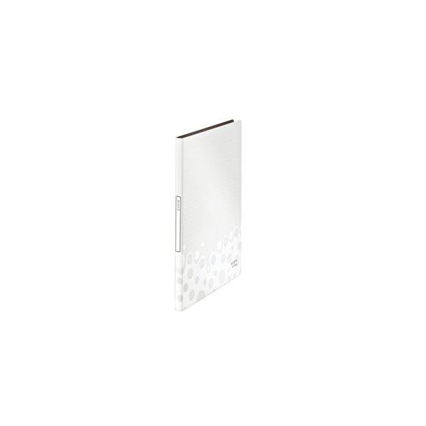 Displaybog - Leitz PP 20 hvid 10 stk