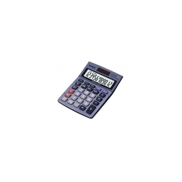 Casio mapperegner MS-120TER - 1 stk