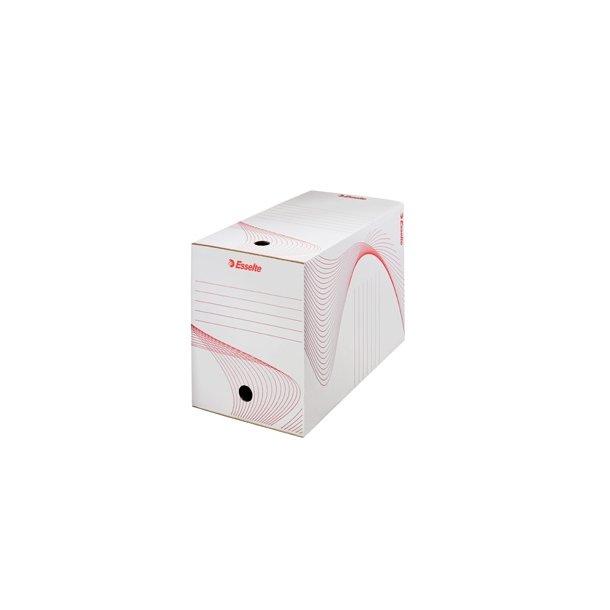 Opbevaringskasser - Esselte 200mm Hvid 25 stk
