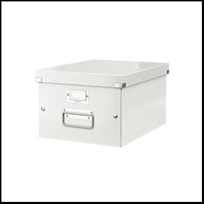 Storslåede Opbevaringskasser til kontor - Køb billige opbevaringskasser til AB01