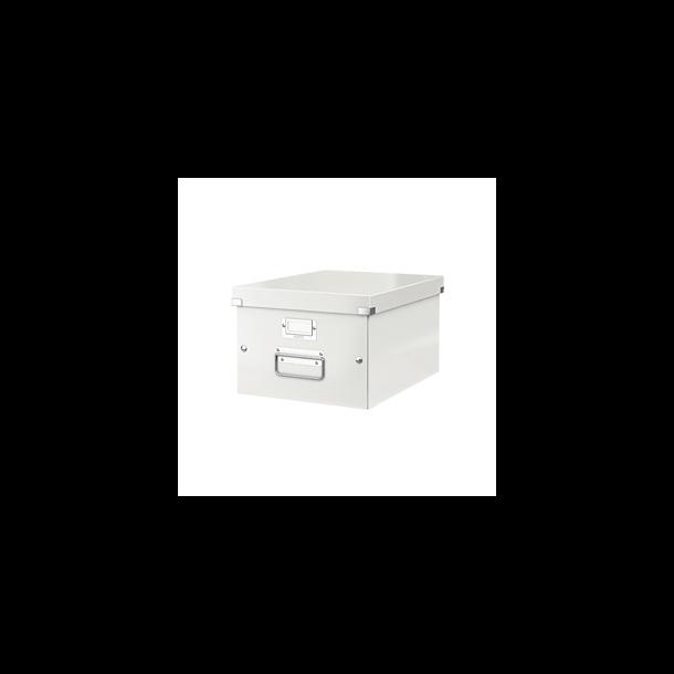 Opbevaringskasser - Leitz Click & Store storage box hvid 1 stk