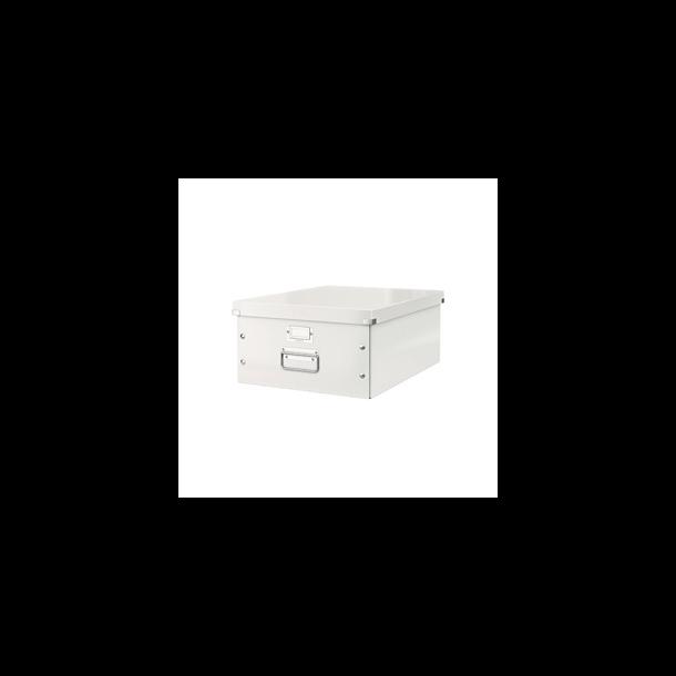 Opbevaringskasser - Leitz Click & Store hvid 1 stk