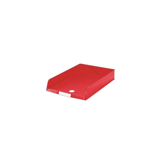 Brevbakker - Letter tray C4 Red 6 stk