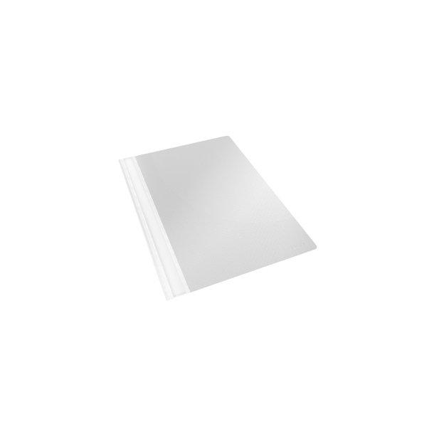 Tilbudsmapper - w/out pock A4 White 25 stk