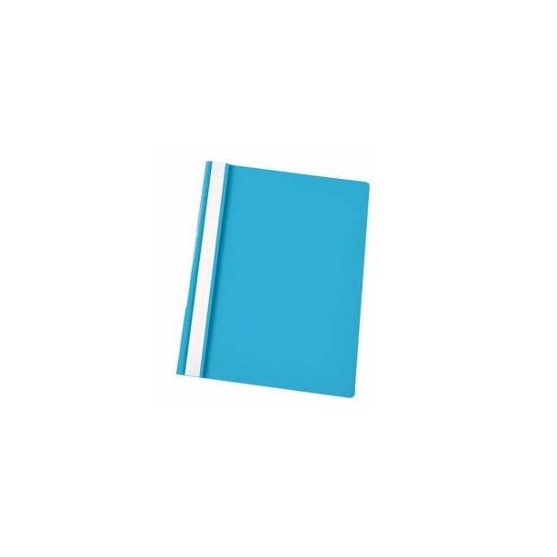 Tilbudsmapper - w/out pock A4 Blue 25 stk
