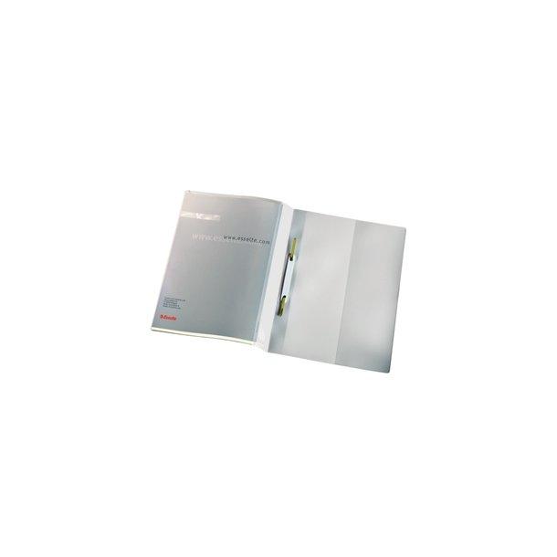 Tilbudsmapper - w/2pock A4 White 25 stk