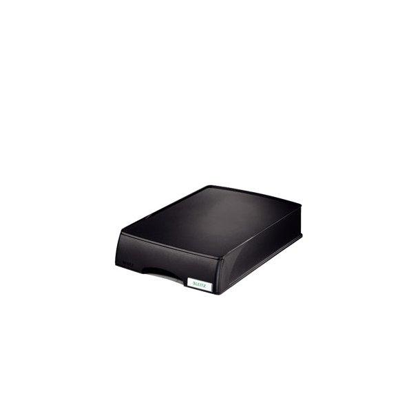Brevbakker - Leitz Plus letter tray drawer unit Grey 4 stk