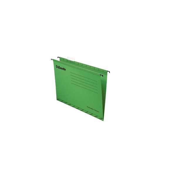 Hængemapper - Pendaflex standard A4 Green 25 stk