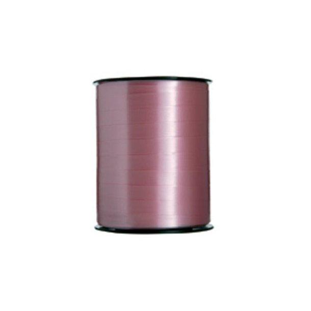 Polybånd 10mm lyserød - 1 rulle