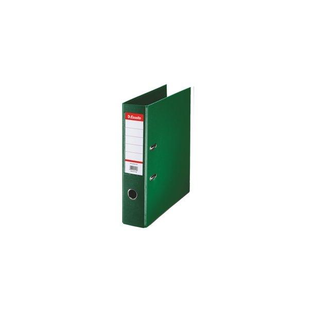 Brevordnere - PP A4/75mm Grøn 10 stk