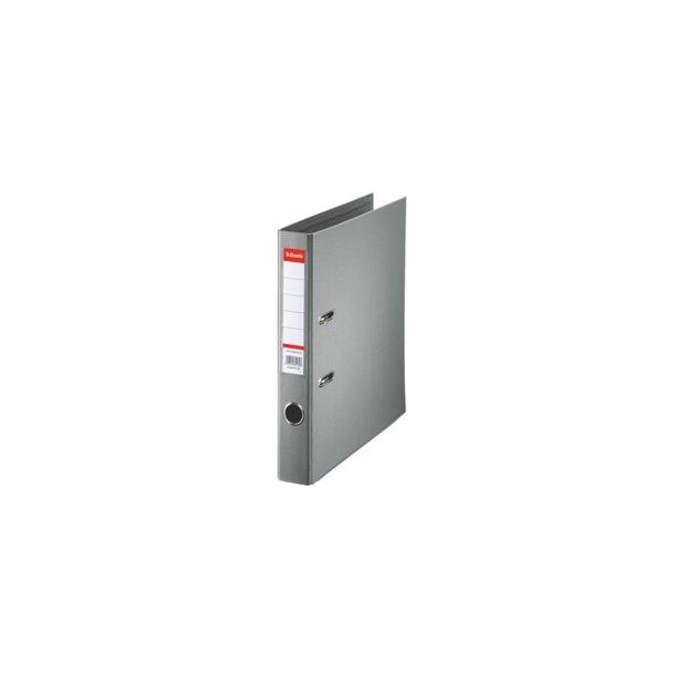 Brevordner - LAF PP A4/50mm Grå 10 stk