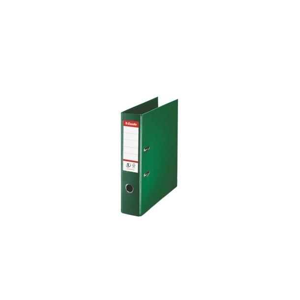 Brevordner - Power PP A4/75mm Green - FSC