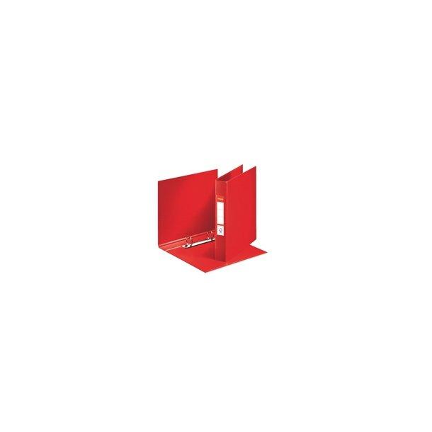 Ringbinder - Esselte A5 2RR/25mm Rød 10 stk