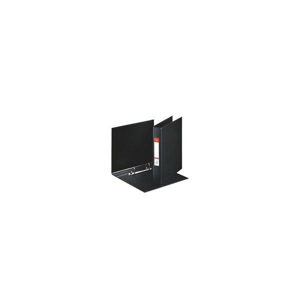 Ringbinder - Esselte A5 2RR/25mm sort 10 stk