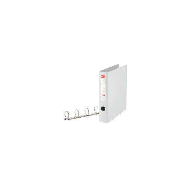 Esselte ringbinder Combi A4+ 4DR/40mm White - FSC 12 stk