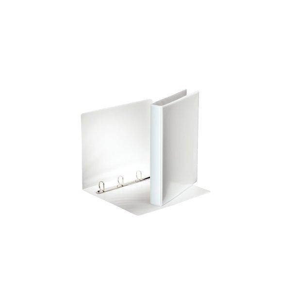 Panoramabinder - Esselte A4 4DR/25 2 lommer. Hvid.