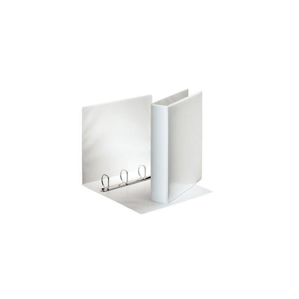Panoramabinder - Esselte A4 4DR/40mm hvid 10 stk