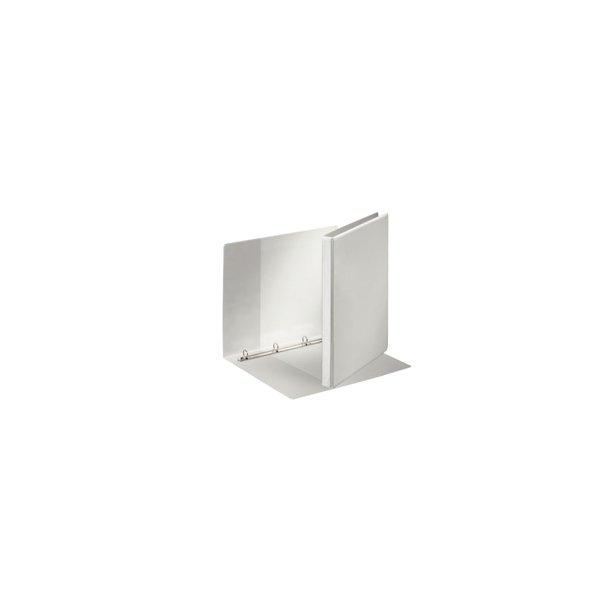 panoramabinder - Esselte A4+ 4RR/16mm w/3 pock. Hvid 10 stk